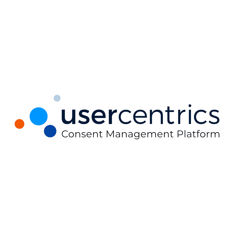 Usercentrics Logo with Tagline